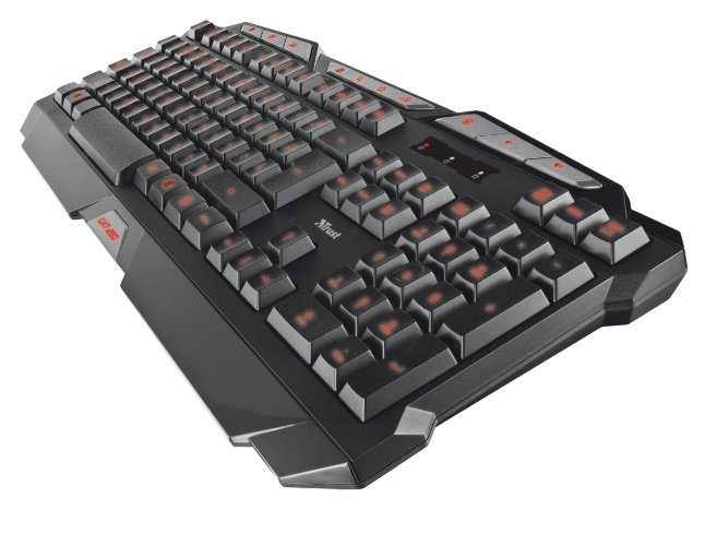 Recensione: Trust GXT 280 Led Illuminated Gaming Keyboard