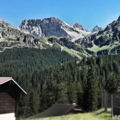 Brunnialp Panoramic View