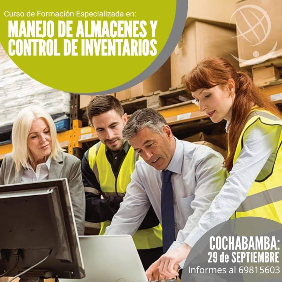 MANEJO DE ALMACENES Y CONTROL DE INVENTARIOS