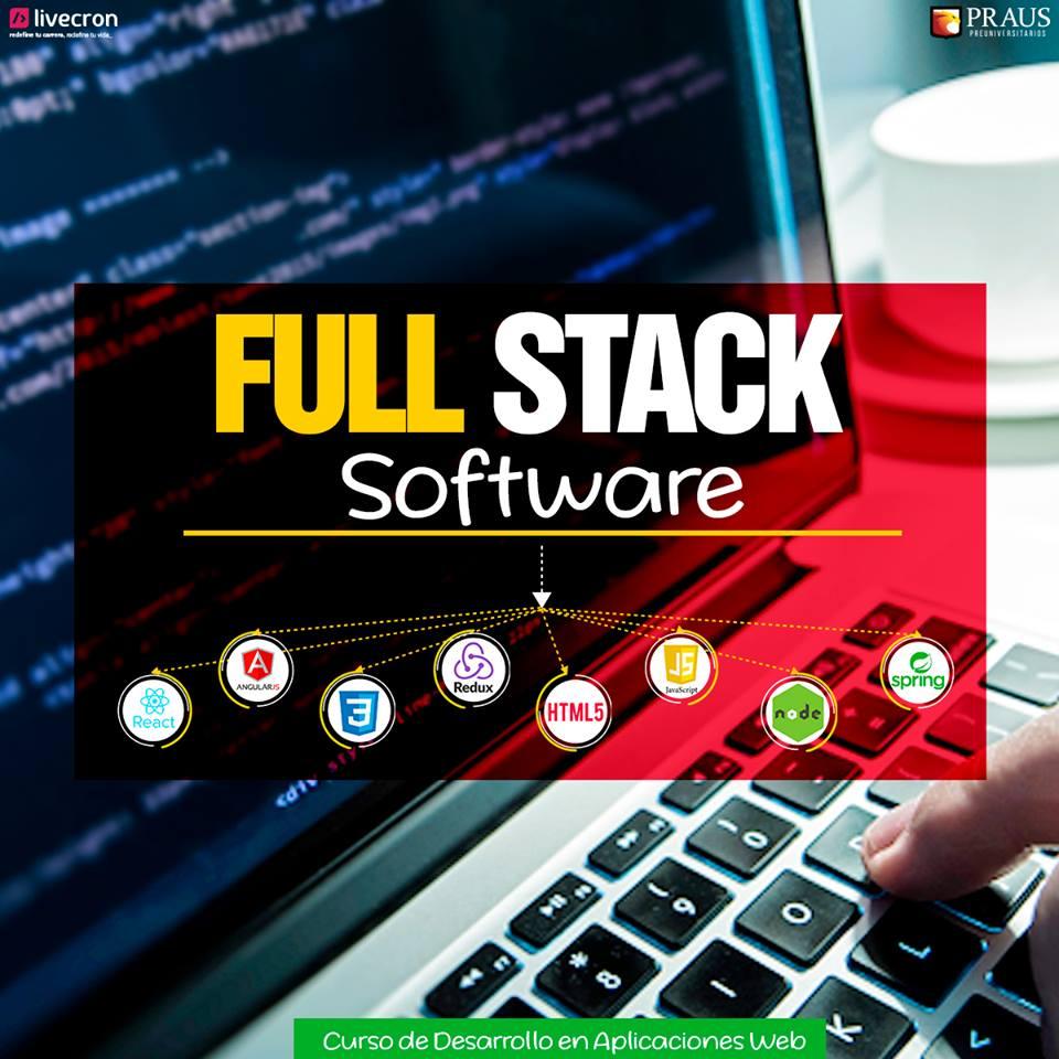 Desarrollador Web Full Stack