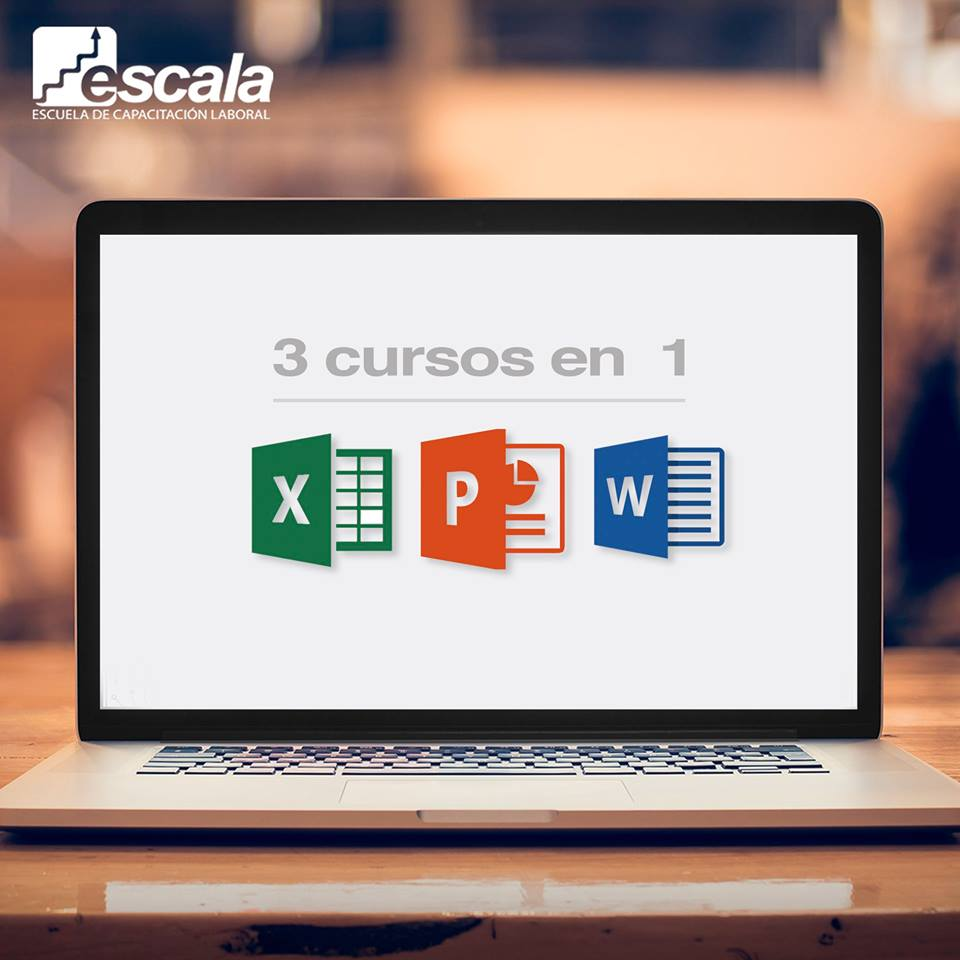 CURSO DE WORD, EXCEL Y POWER POINT