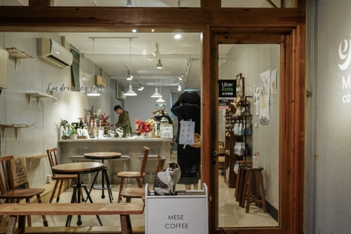 |台東市區咖啡廳|Mese Coffee 草月咖啡館-實至名歸的台灣最棒咖啡店第七名 天后宮旁的精品咖啡