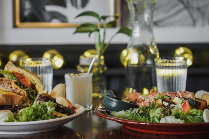 |花蓮市區咖啡廳|金湯達人咖啡館-花蓮市區中的秘密花園 早午餐下午茶都有的咖啡廳