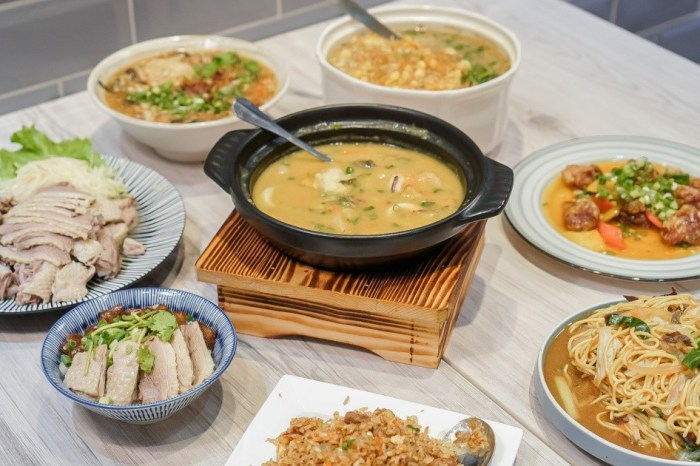  花蓮吉安美食 壽豐小吃慶豐店-獨家鵝魯飯、西魯肉這邊都吃得到,小吃、熱炒都美味