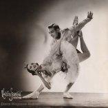 Alexandra Danilova in Ballet Russe's Nutcracker