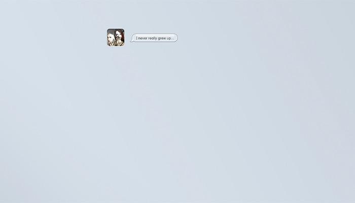 iOS Chat Bubbles Text Message iPhone Effect Photoshop CS6 Tutorial