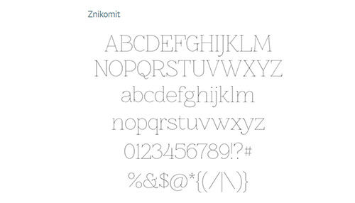 12 Free New Stylish Fonts to Download | Tutvid.com