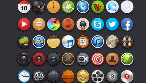 15 New Icon Sets for Your Next Web Design Project