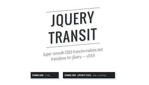 Best jQuery Plugins of 2012