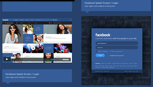 Somebody has redesigned Facebook. Pass or fail?