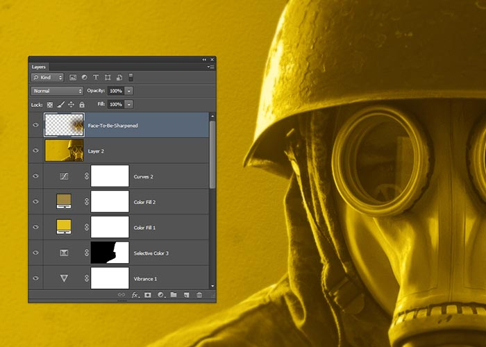Breaking Bad Style Poster Photoshop Tutorial