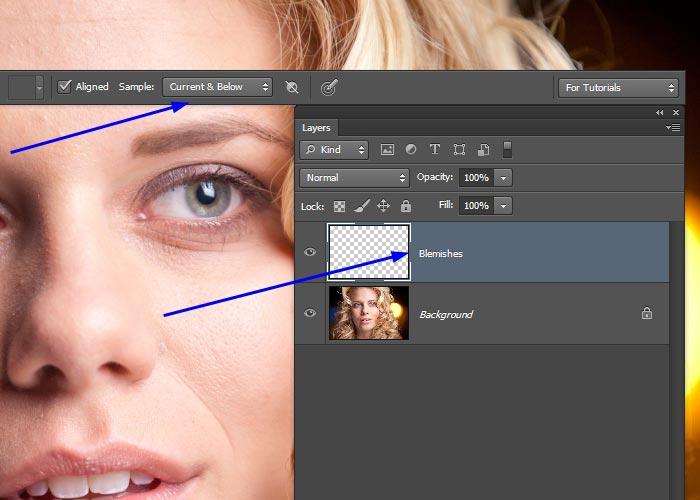 The Healing Brush - Photoshop CS6 Tutorial