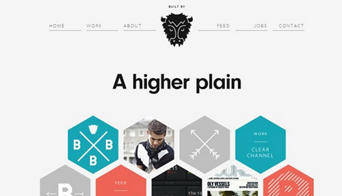 Showcase of 30+ Flat Website Designs to Feed your Inspiration