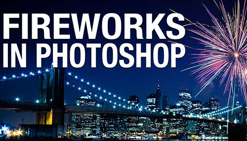 Add Fireworks To Your Photos