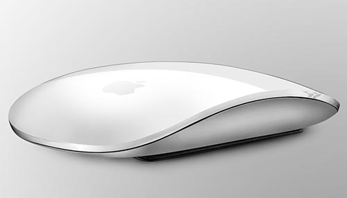 Creating a Modern, Glossy Mouse Icon in Photoshop