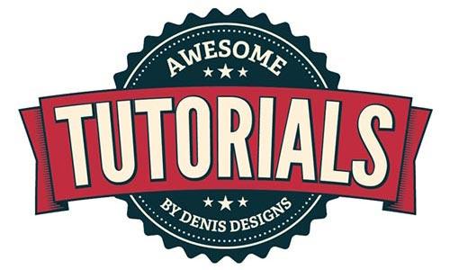 Create a clean retro badge in Adobe Illustrator