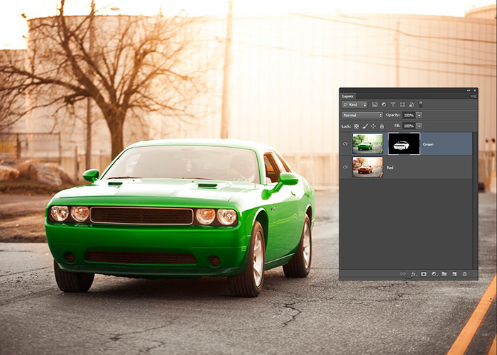 Learn to mask in Photoshop quickly!