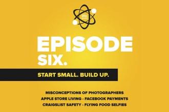 We, Geeks Podcast - Episode 6