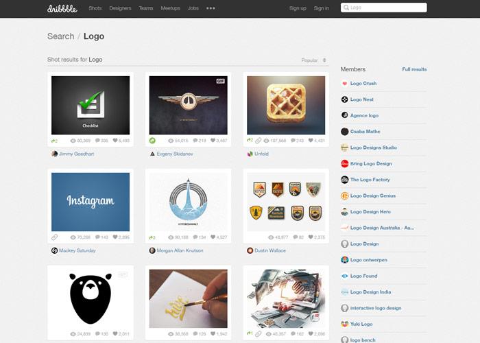 logo-design-inspiration-dribbble