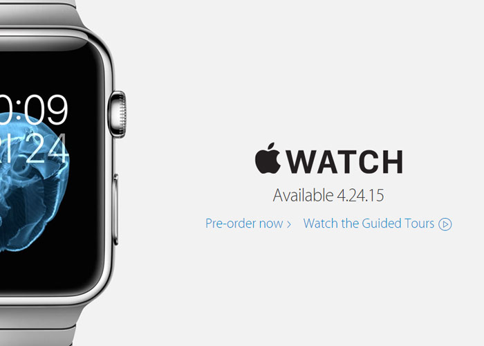 Apple's iWatch went for sale at midnight