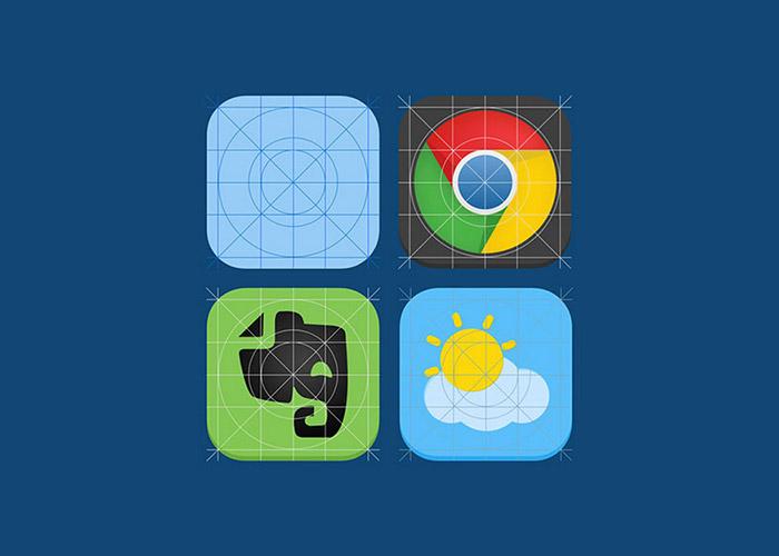 Flat Design Inspiration - Icons