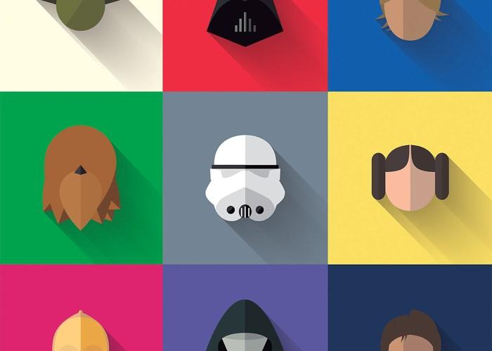 flat-shadow-star-wars-icons