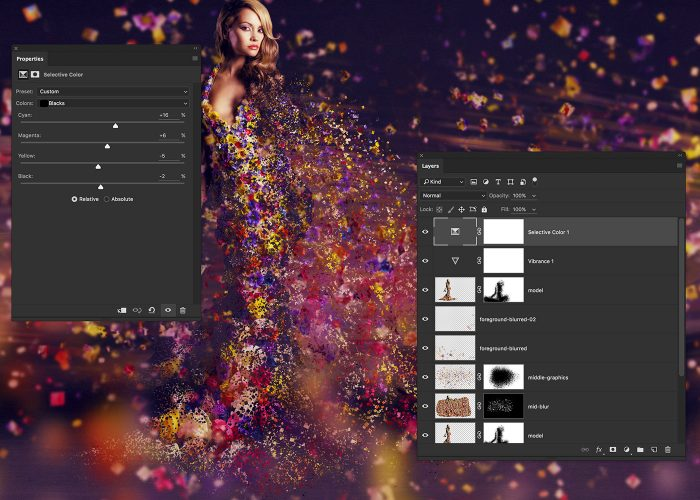 14-pixel-fragmentation-dispersion-effect-photoshop
