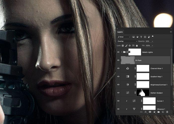 17-girl-with-gun-image-composite-photoshop-tutorial