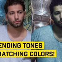 blending colors and tones photoshop tutorial