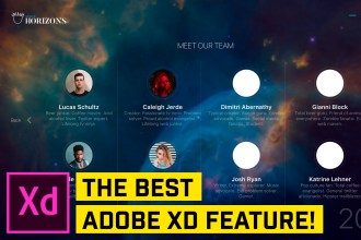 The Most POWERFUL Feature in Adobe XD (Repeat Grid)