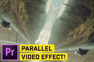 Parallel Rotation Effect in Premiere Pro