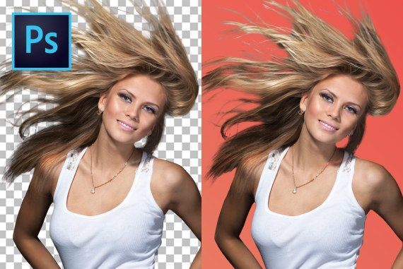 5 TIPS & TRICKS - How to Cut Out Hair in Photoshop!