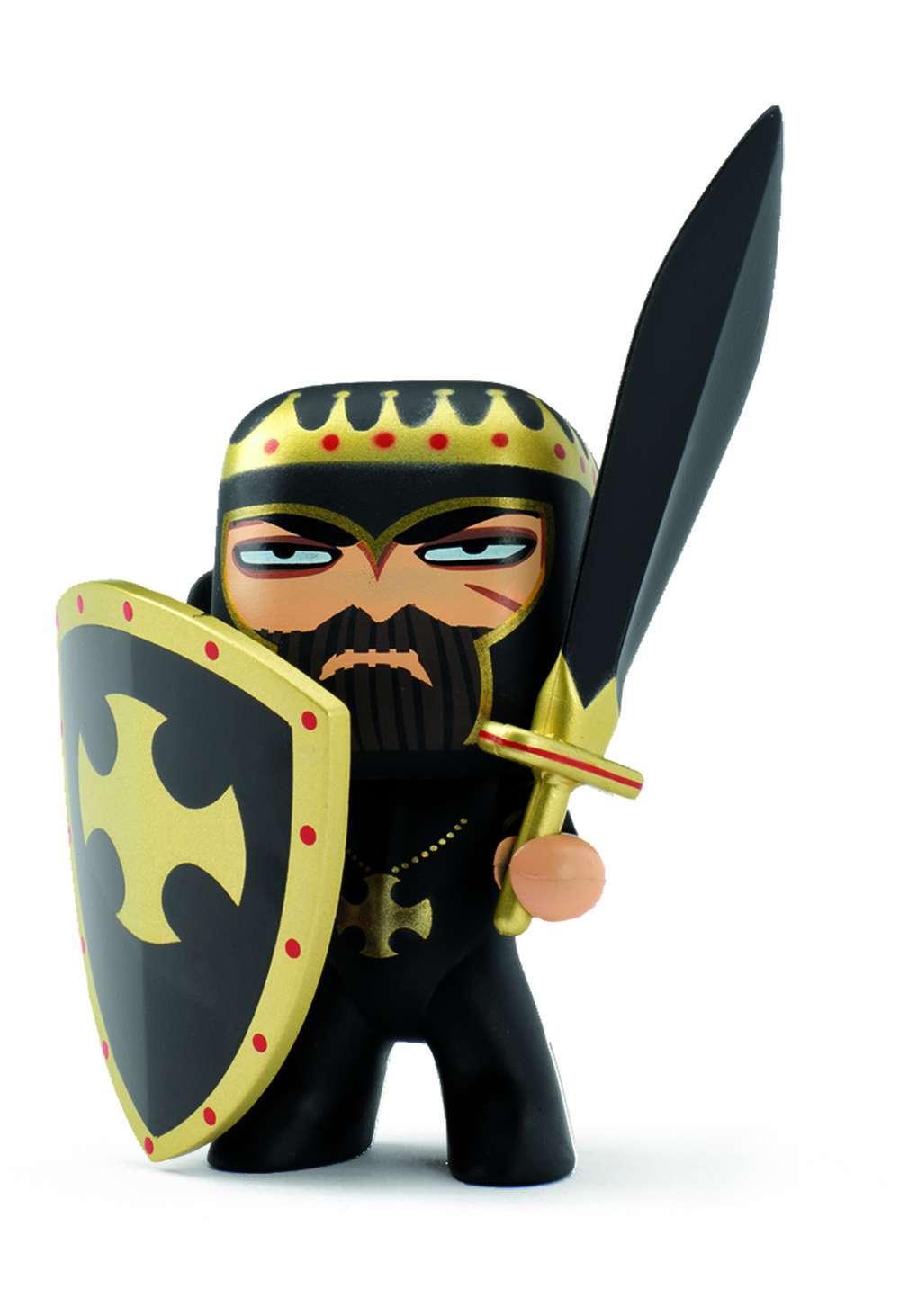 דמויות - מלך שחור