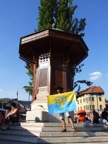 Sarajewo, BiH. Marcin Szala