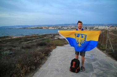 Hieronim Krajewski   Paphos, Cypr