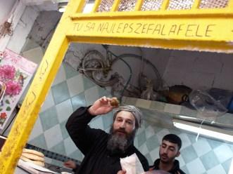 Najlepszy falafel w mieście