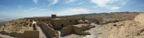 Pozostałości po Masadzie