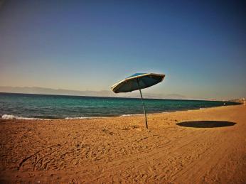 Plaża w Aqabie