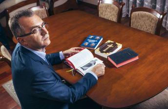 Gabriel Tobor, burmistrz Radzionkowa - autor tłumaczenia