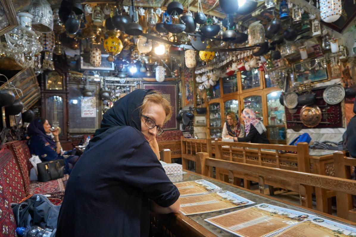 Azadegan Cafe