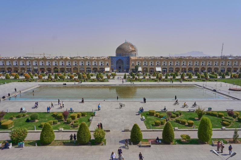Co warto zobaczyć w Isfahanie?