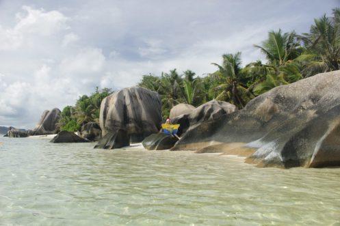Anse Source d'Argent, wyspa La Digue, Seszele