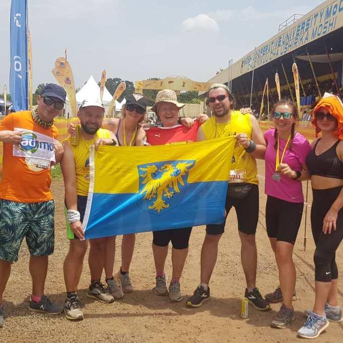 The Kilimanjaro Premium Lager Marathon 2021, Piotr Bańczyk