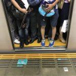 電車 イライラ ストレス ランキング