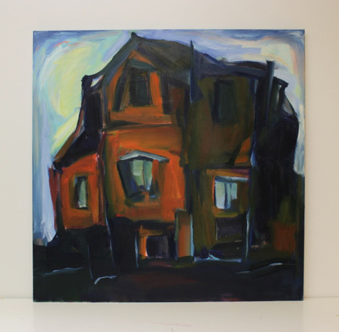 Vanhin talo