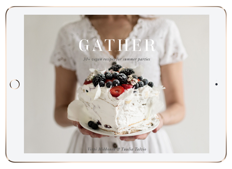 GATHER e-book