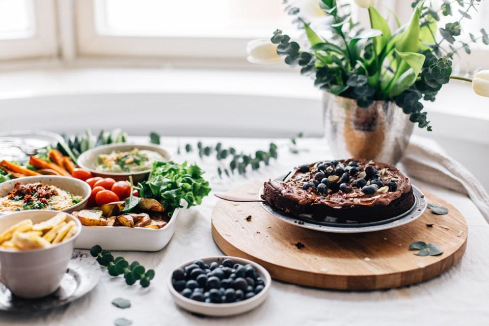 Healthy & Easy Party Food | tuulia blog