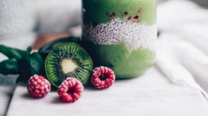 Smoothie Sundays: Green Power Smoothie with Chia