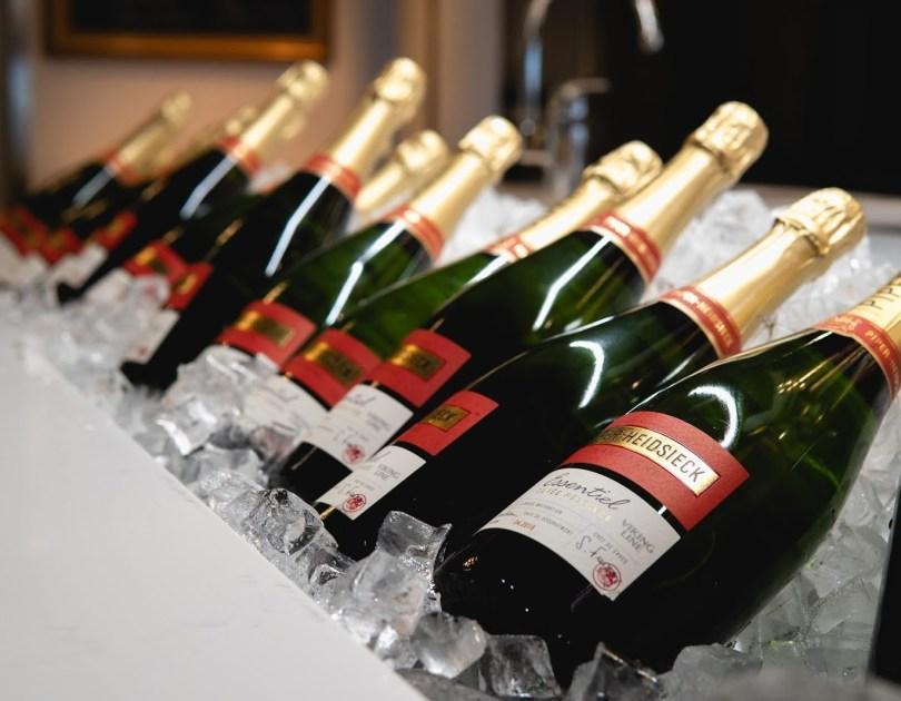 Viking Line üllatab oma eksklusiivse šampanjaga