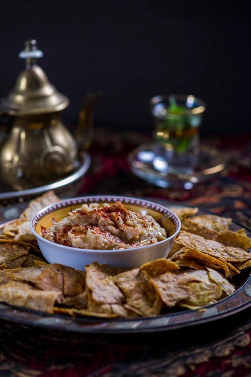 Marokopärane võiubadest dipikaste või määre